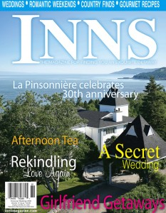 Inns Magazine cover